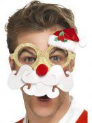 Santa comedy specs costumes