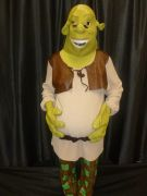 Shrek Mascot costumes