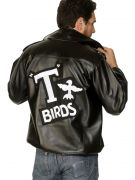 T-Birds Jacket back