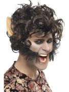 Werewolf Wig with sideburns costumes