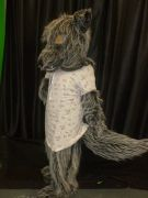 Wolf in Nighty Mascot costumes